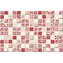 "Vento Carmine Decore ""Mosaic"" 300x200"