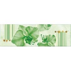 """Бордюр Оникс 2 """"Орхидея""""/ 20х6,2"""