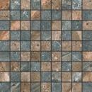 Мозаика  2q105/gr-2q108/gr Brown/Dark Gray  300х300х10