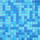Мозаика МС107 (327*327мм) голубая
