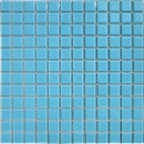 Мозаика A302 (327*327мм) голубой