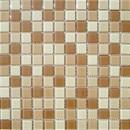 Мозаика CB520 (327*327мм) бежево-коричневый