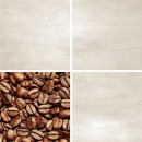 Декор 200*200*7,5 Кофе коричневый 04-03-15-130-3