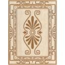 Илиада коричневый декор 01 250х330