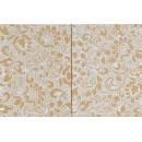 Лацио охра панно (2плитки) 330х500