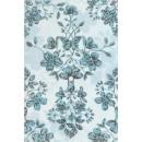 Декор Модена голубой 200х300
