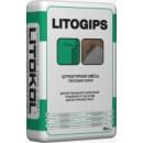 Litogips-штукатурка гипсовая белая (30 кг)